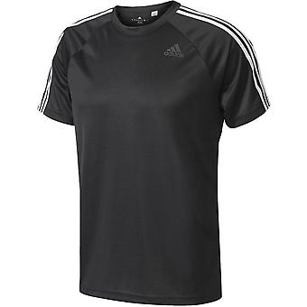 Adidas Designed 2 Move Tee 3 Stripes M BK0970 universal all year men t-shirt