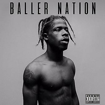 Marty Baller - Baller Nation [Vinyl] USA import