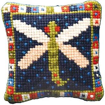 Little Dragonfly Needlepoint Kit