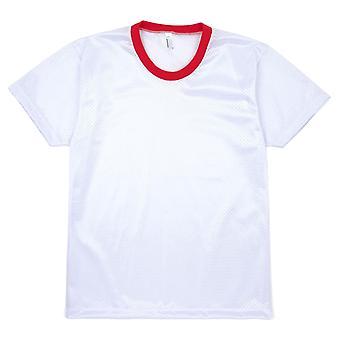 American Apparel Unisex könnyű rövid ujjú T-shirt