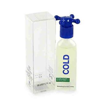 Benetton Cold Eau de Toilette 100ml EDT Spray
