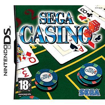 Sega Casino Puzzle (Nintendo DS) - Neu