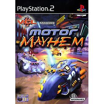 Motor Mayhem-nytt