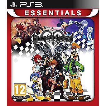 Kingdom Hearts 1.5 Remix Essentials (PS3) - Uusi