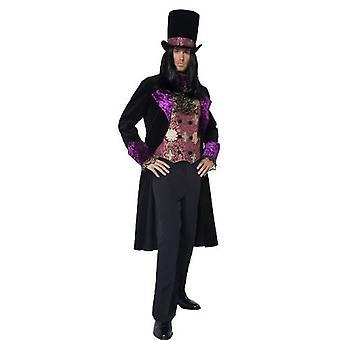 Costume de comte gothique 1234