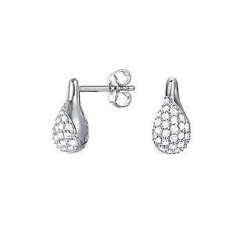 ESPRIT women's earrings cubic zirconia blazing drop ESER92985A000