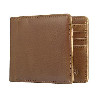 Lee men's purse wallet purse Cognac 3918