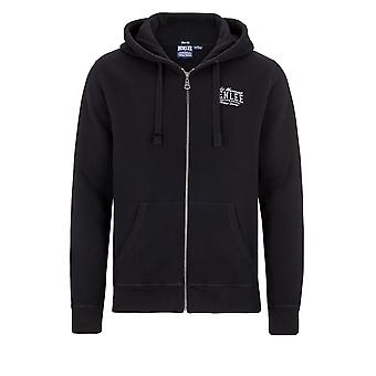 William Zip Hoodie long Islande