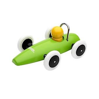 Brio Race Car 30077 Green Toddler Wooden Toy