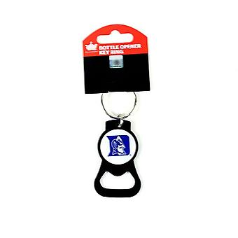 Azul de Duke demonios NCAA botella abridor llavero