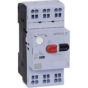 WEG MPW12-3-U004S Overload relay adjustable 4 A 1 pc(s)