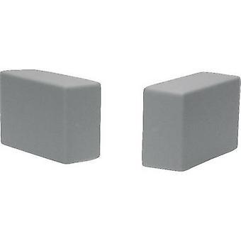 Strapubox MG 307GR Modular casing 45 x 30 x 18 Acrylonitrile butadiene styrene Grey 1 pc(s)