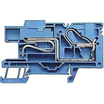 Neutraali johto Irrota riviliittimet PNT PNT 16 1896350000 Blue Weidmüller 1 PCs()