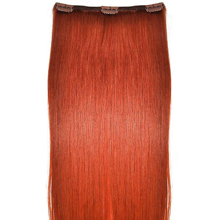 #350 Copper - Clip in Hair Piece - #350 - Copper