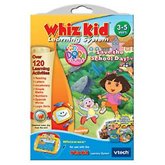 VTech älykkö: Dora Explorer: Tallenna koulupäivän