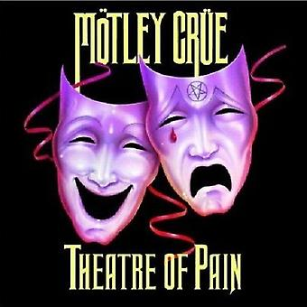 Motley Crue band logo Theatre of pain new Official Greeting Card any occasion