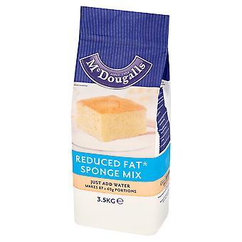 McDougalls Reduced Fat Sponge Cake Mix