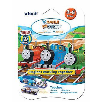 VTech VSmile movimento jogo Thomas e amigos