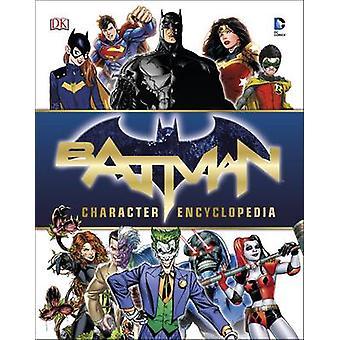 موسوعة الحرف باتمان من كمبوتشيا الديمقراطية-كتاب 9780241232071