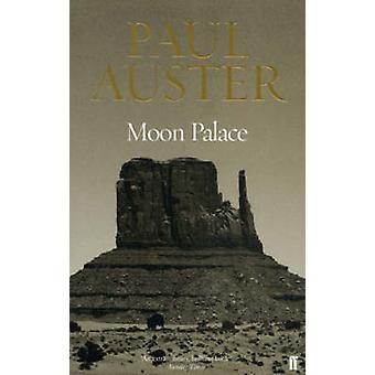 Moon Palace (Main) by Paul Auster - 9780571142200 Book