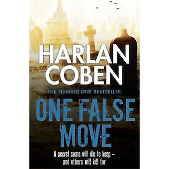 One False Move by Harlan Coben - 9781409150534 Book