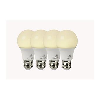 Lucide LED Bulb Modern Globe Synthetic Material Frosted And White LED Bulb