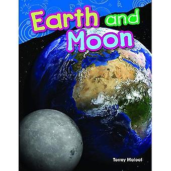 Aarde en de maan (Grade 1) (Science lezers)