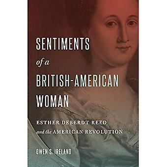 Synspunktene til en britisk-amerikansk kvinne: Esther DeBerdt Reed og den amerikanske revolusjonen
