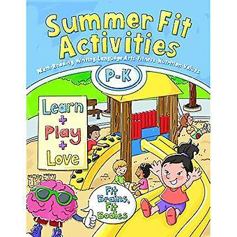 Summer Fit, Preschool - Kindergarten (Summer Fit Activities)