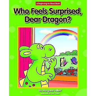 Die voelt verrast, lieve Dragon? (Lieve Dragon (begin-To-Read))