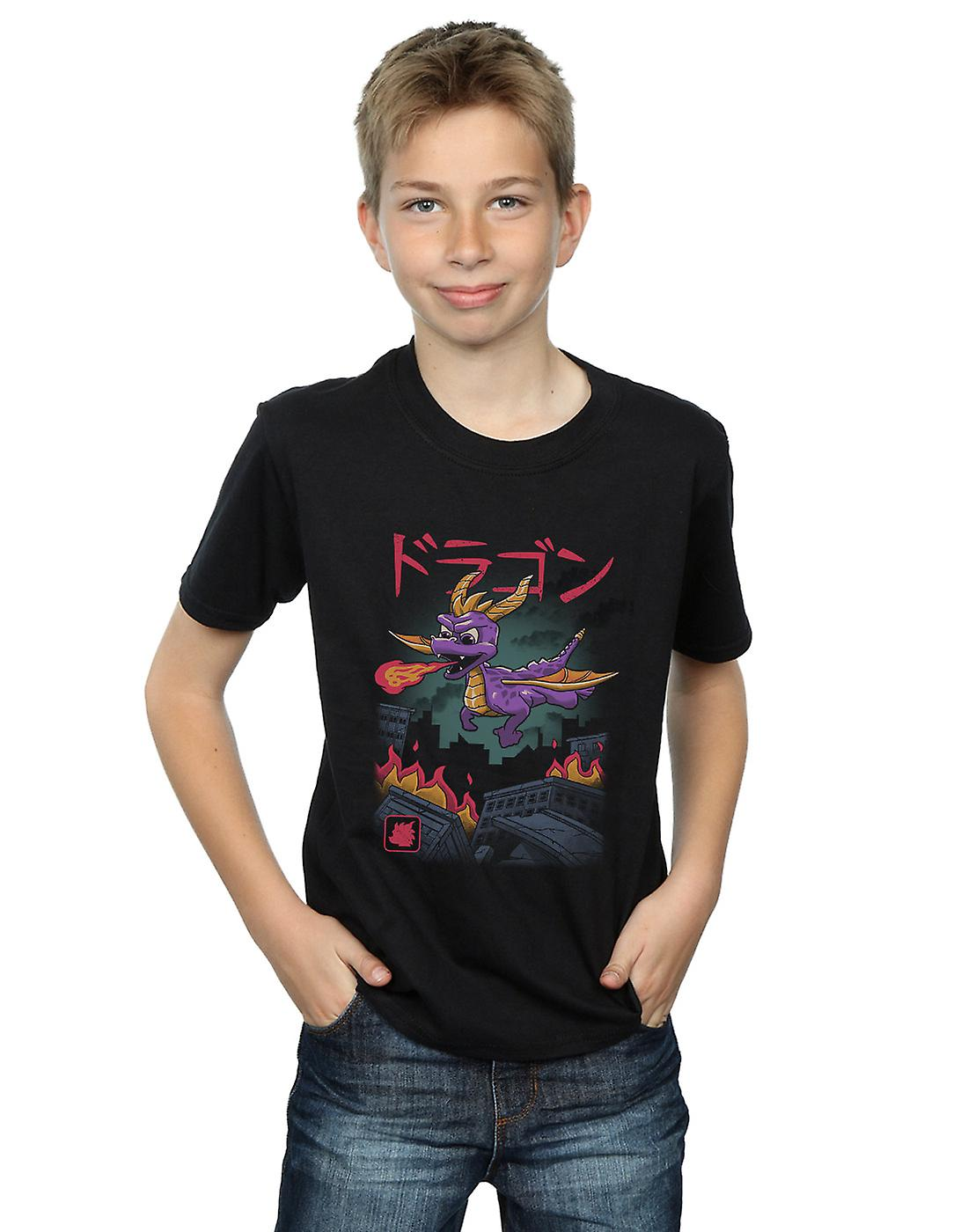 Vincent Trinidad Boys Dragon Kaiju T-Shirt