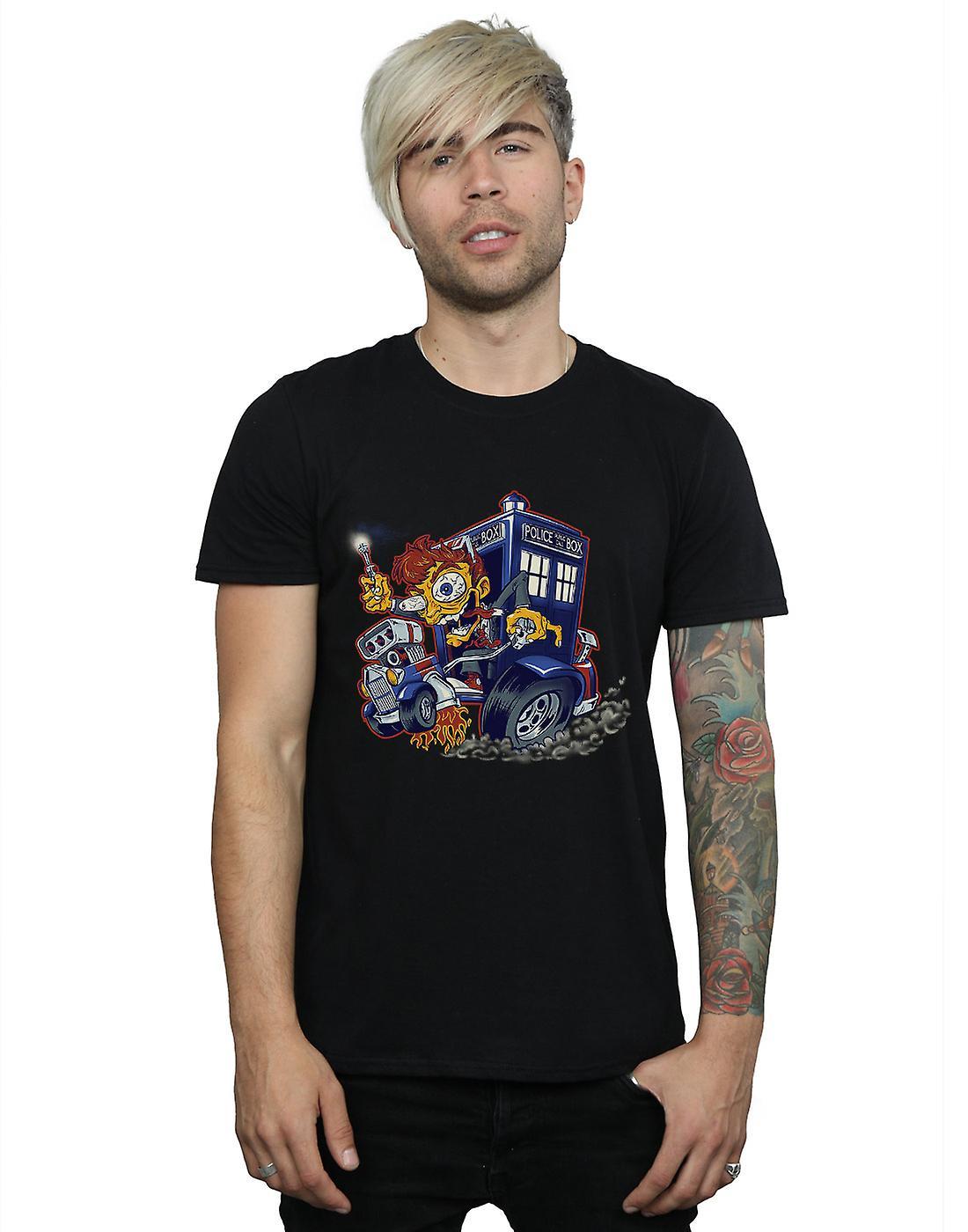 Poopsmoothie Men's Doctor Fink T-Shirt