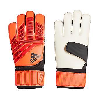 Adidas Predator Top formation gardien de but gardien gardien gant rouge/noir