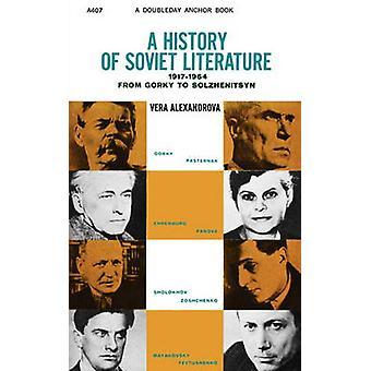 Una historia de la literatura Soviética por Alexandrova y Vera