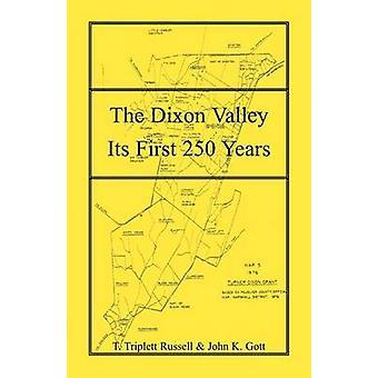 Dixon Valley sin første 250 år af Russell & T. Triplett