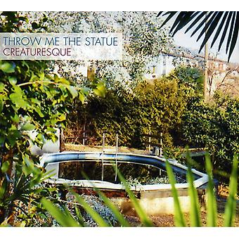 Throw Me the Statue - Creaturesque [CD] USA import