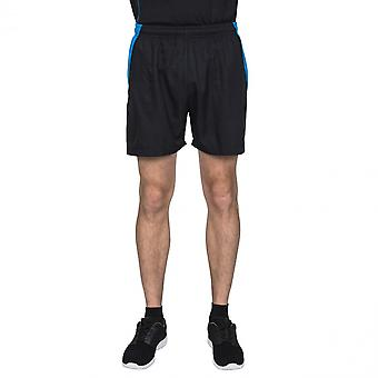 Trespass Mens Shane veloce asciutto elastico Fitness Shorts