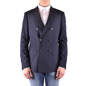 Antony Morato Exzbc147003 Män's Blue Polyester Blazer