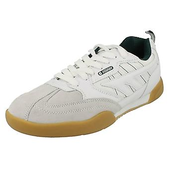 Mens Hitec Casual Sports Trainers Squash Classic