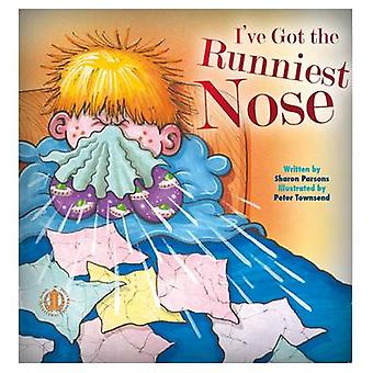I've Got the Runniest Nose by Sharon Parsons - 9781776500796 Book