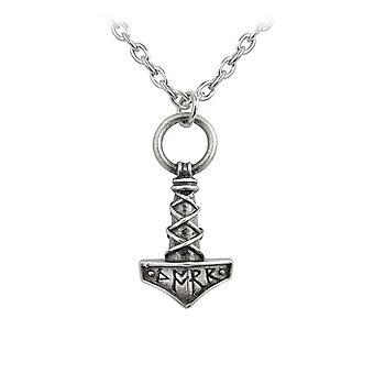 Alchemy Thor's Hammer Amulet Pendant