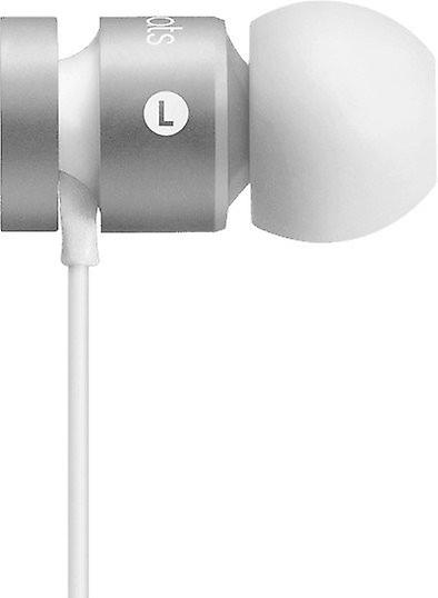Beats by Dr.Dre 900-00388-03 Retail urBeats 2 InEar Headset Headphones, iPhone iPod iPad - Silver