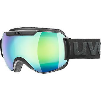 Uvex низ 2000 FM черный зеленый Lasergold Lite