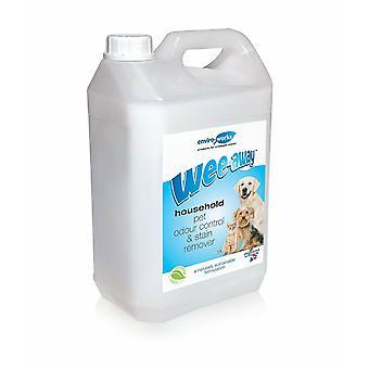 Wee weg vlek remover en geur controle 5L probiotische formule