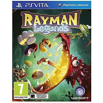 Rayman Legends PS Vita Game