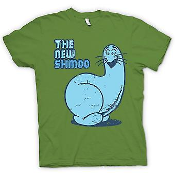 Koszulka męska - czy zapamiętać nowe Shmoo - klasyka kreskówka