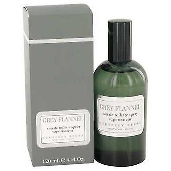 Grey Flannel By Geoffrey Beene Eau De Toilette Spray 4 Oz (men) V728-413748