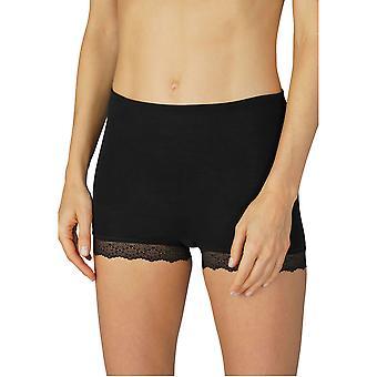 Mey Women 67001 Women's Silk Touch Wool Lace Knicker Shorties Boyshort
