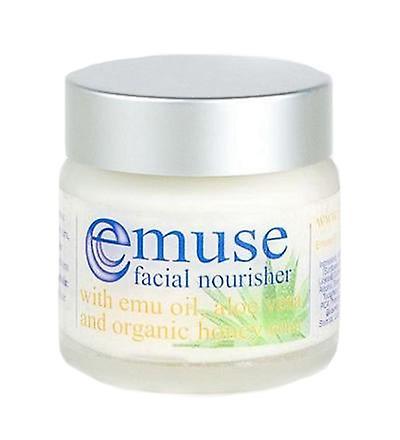 Facial Nourisher With Aloe Vera & Organic Honey