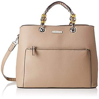 Tamaris Rania Business Bag - Beige Women's Bag (Pepper) 16x33.5x53.5 cm (B x H T)